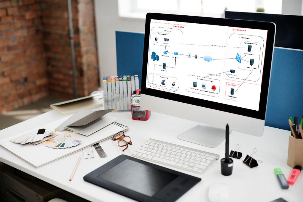 создание системы защиты данных